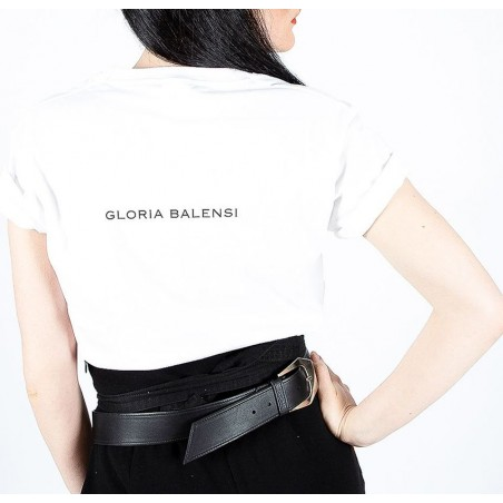Arty Gloria Balensi back T-shirt
