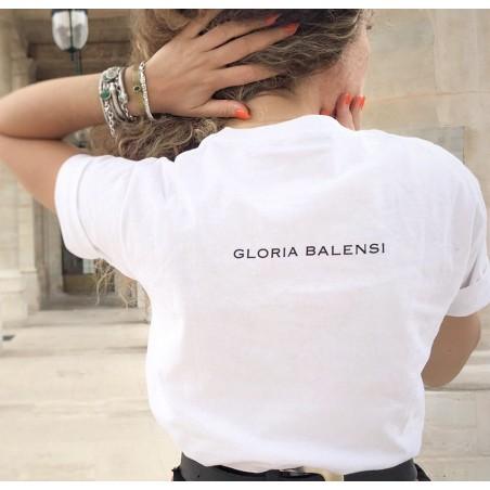 Tee-shirt Arty Gloria Balensi dos vue n°2