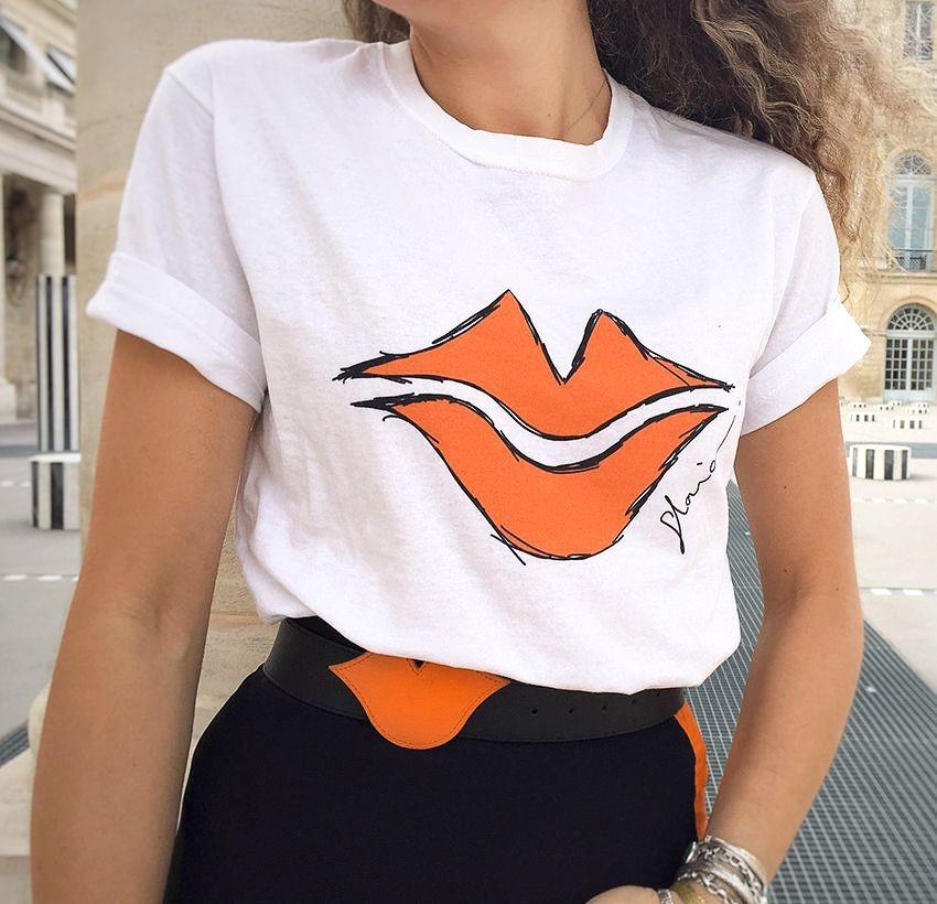 Tee-shirt Arty Gloria Balensi devant vue n°2